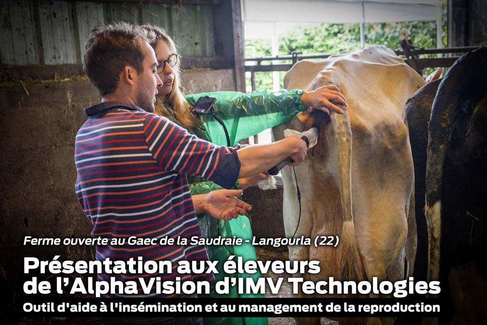 Photo of [VIDEO] Inséminez et contrôlez grâce à l'AlphaVision d'Imv Technologies