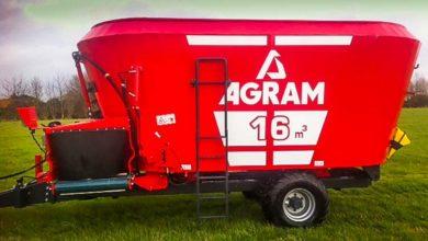 Photo of Big Feed 16 : une mélangeuse de 16m3 chez Agram