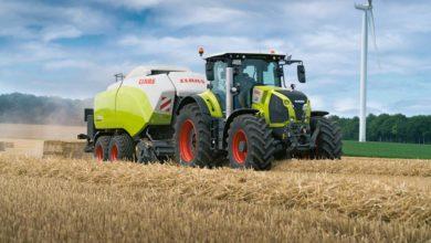 Photo of Claas présente sa nouvelle gamme de tracteurs Axion800