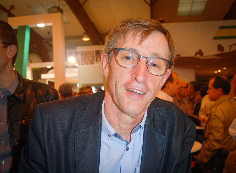 Dominique Chargé, président de la FNCL.