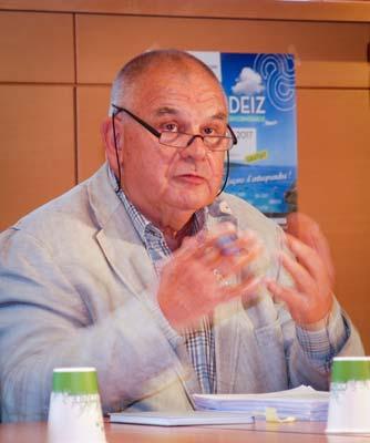 Charles Van Der Haegen, fondation Zeri Europe