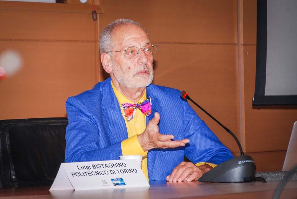 Luigi Bistagnino, professeur à l'université polytechnique de Turin.