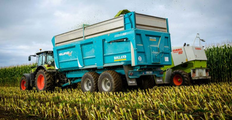 Remorques-ROLLAND-ROLLSPEED-6835-ensilage-2014