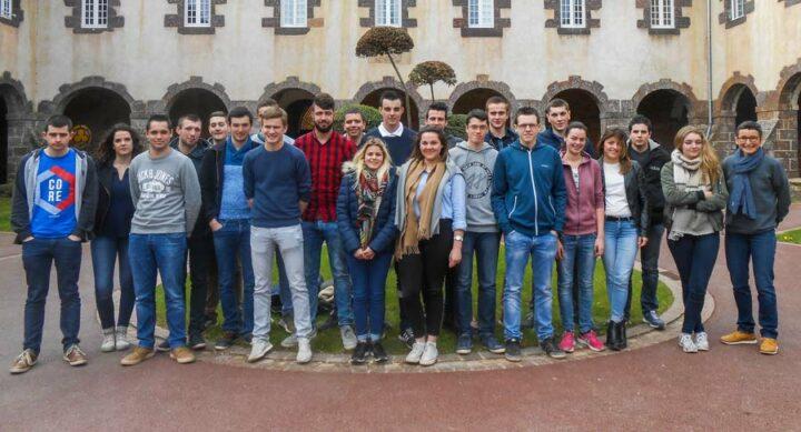 BTSA ACSE du CFTA de Montfort-sur-Meu (35).
