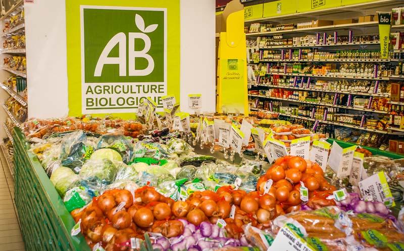 Grande-distribution-legume-bio