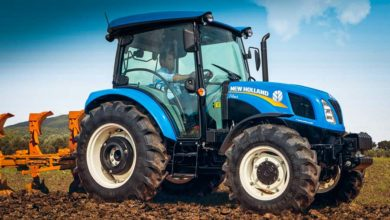 Photo of New Holland T4S, confort et polyvalence