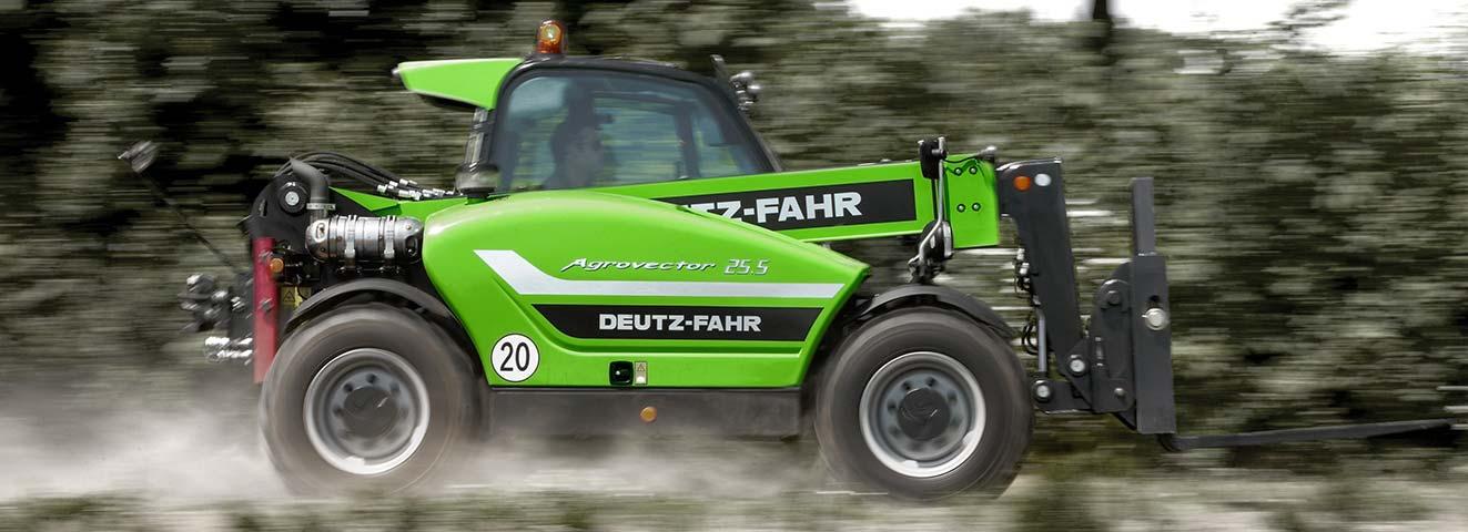 Agrovector ©Deutz Fahr