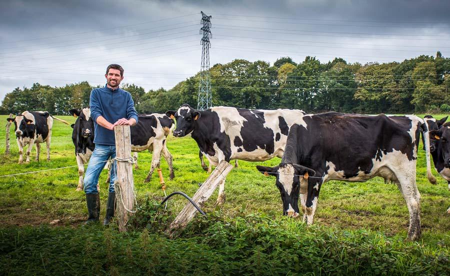 En partenariat avec le Cédapa, Guillaume Robin ouvrira ses portes sur le thème «S'installer en système herbager», ce mardi 3 octobre, à Mûr-de-Bretagne (lieu-dit Kerdanio, dès 14 h).