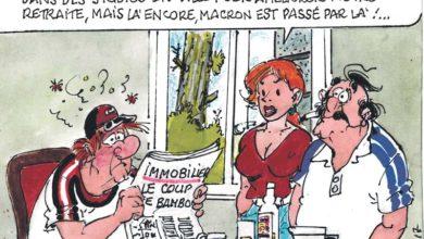 Photo of Les dessins de Malo Louarn – Septembre 2017