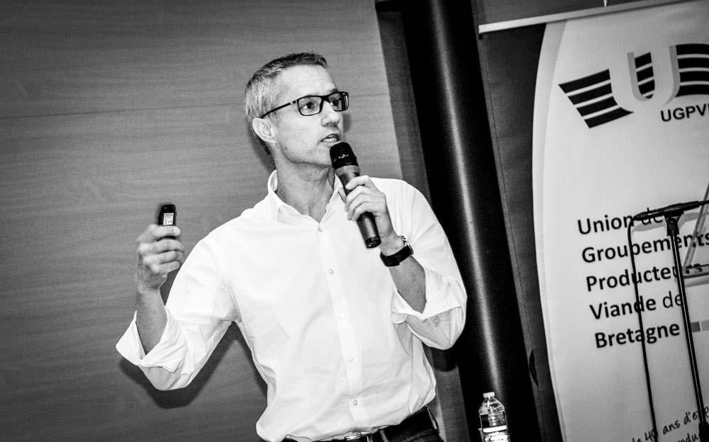 Hervé Le Prince, société de communication NewSens.