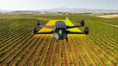 Photo of Parrot Bluegrass, le drone quadricoptère polyvalent dédié à l'agriculture