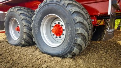 Photo of Les pneus Very High Flexion pour protéger les sols