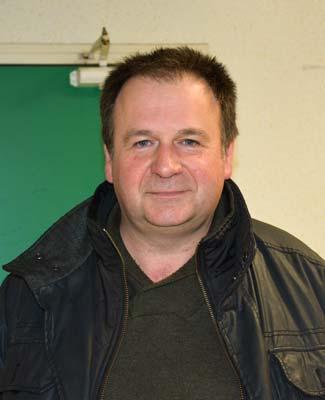 René Quiguer,  Responsable bac pro agro- équipement