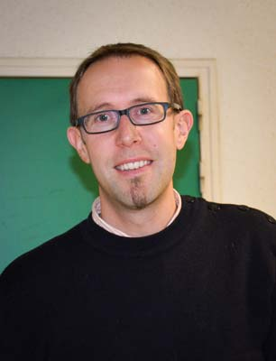 Yann Ravoen, responsable bac pro CGEA