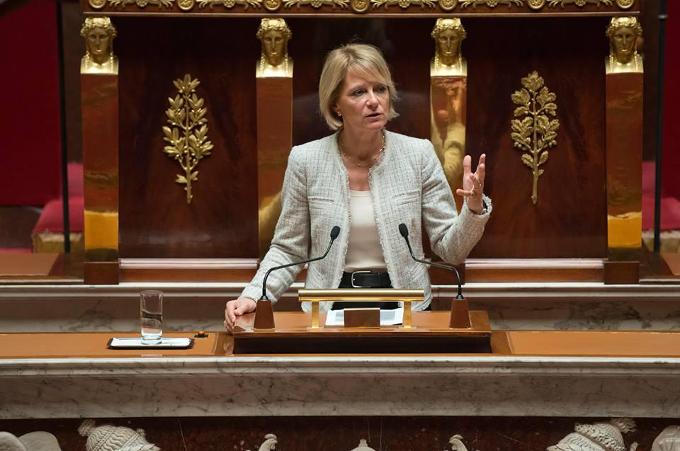 Véronique Louwagie, Député les Républicains de la 2e circonscription de l'Orne.