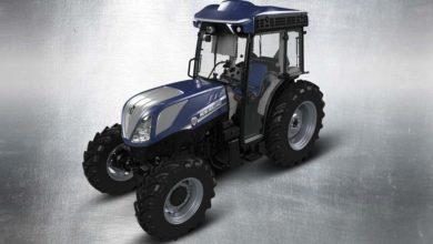 Photo of New Holland présente son tracteur autonome NHDrive T4.110F