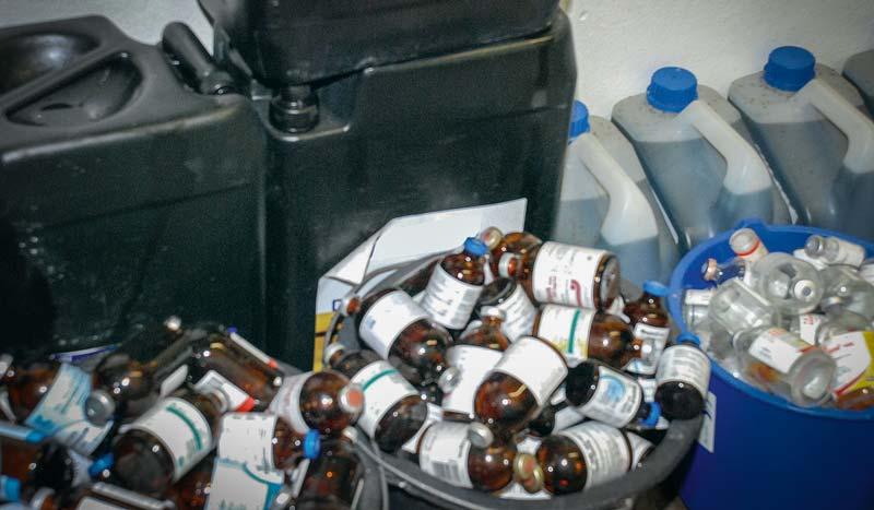 Le traitement des mammites absorbe 2/3 des antibiotiques utilisés en élevage laitier.
