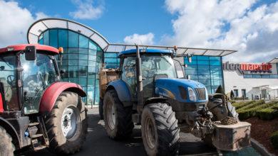 Photo of Le mercredi, les agriculteurs sont dans les magasins de l'Ouest
