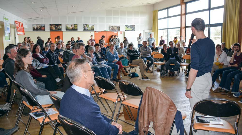 L'assemblée générale d'Agrobio 35 s'est tenue le 13 mars à Cesson-Sévigné.