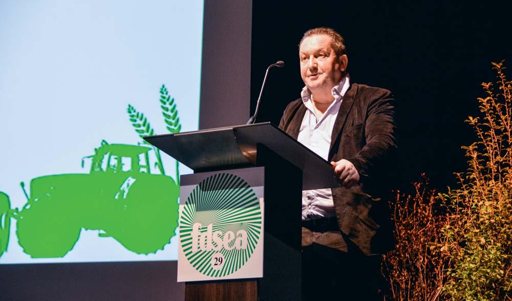 «Seule, la profession agricole a peu de chance d'y parvenir», rappelle Thierry Merret.