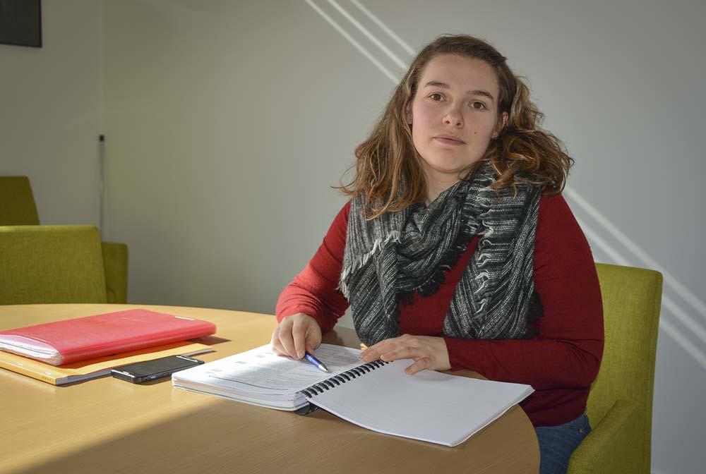 Audrey Lévêque, conseillère environnement et référente PCAEA chez Eilyps.