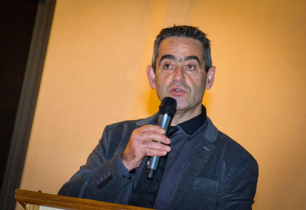 Pierrick Le Labourier, président du groupement volaille de chair de Triskalia