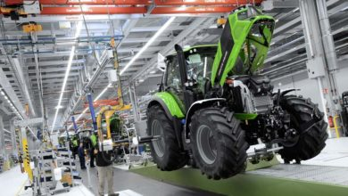 Photo of Same Deutz Fahr : un chiffre d'affaires de 1,325 milliard d'€ en 2017