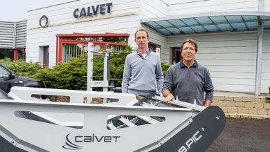 Photo of Lucas G. fait l'acquisition de la société Calvet