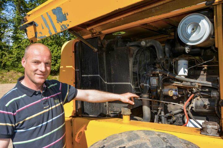 « Le moteur est très accessible. La mécanique est simple et robuste », note Gérard Madec.