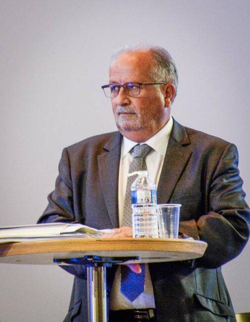 Didier Le Pimpec, président MSA