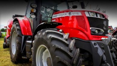 Photo of Massey Ferguson voit grand au salon de l'herbe