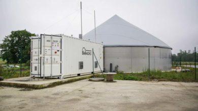Photo of Première installation de micro-méthanisation à base de lisier bovin en Bretagne
