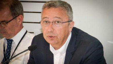 Éric Thirouin, secrétaire adjoint de la FNSEA