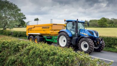 Photo of New Holland introduit un système intelligent de freinage de remorque