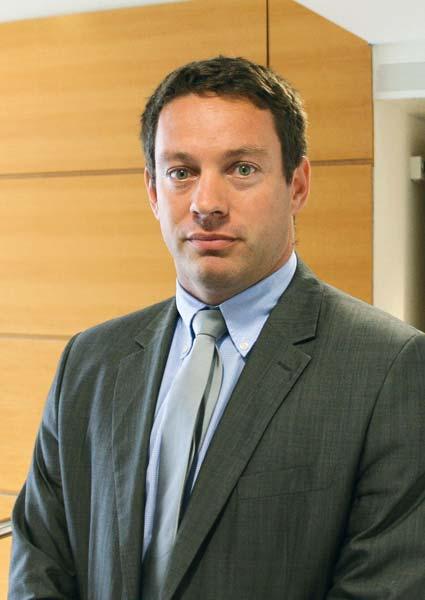 Gaël Guégan, Directeur économique de la Région Bretagne