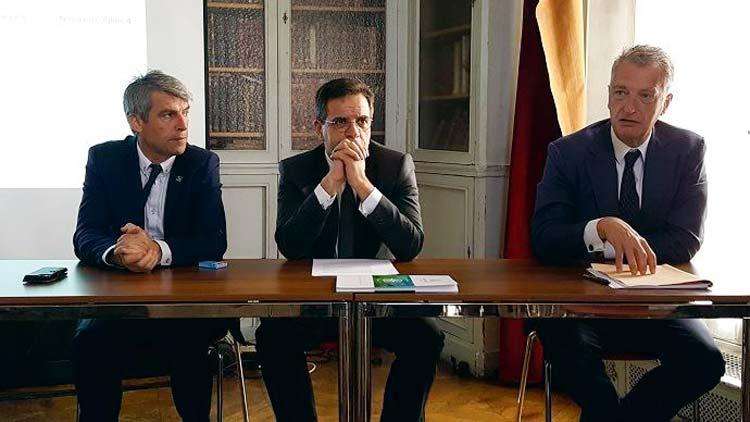 Les hommes politiques Olivier Allain, Frédéric Descrozaille et Hervé Gaymard sont membres du conseil d'orientation du think tank Agriculture Stratégies qui travaille à « faire émerger une réforme en profondeur de la Pac ».