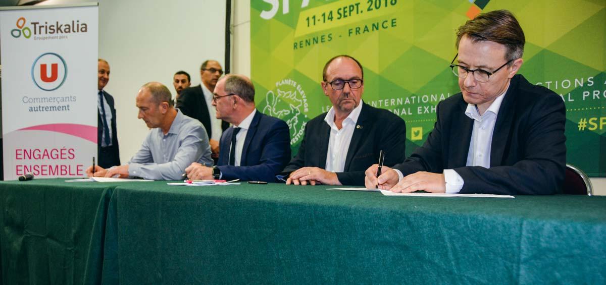 Le partenariat est signé pour une durée de 3 ans, et peut être renouvelé.