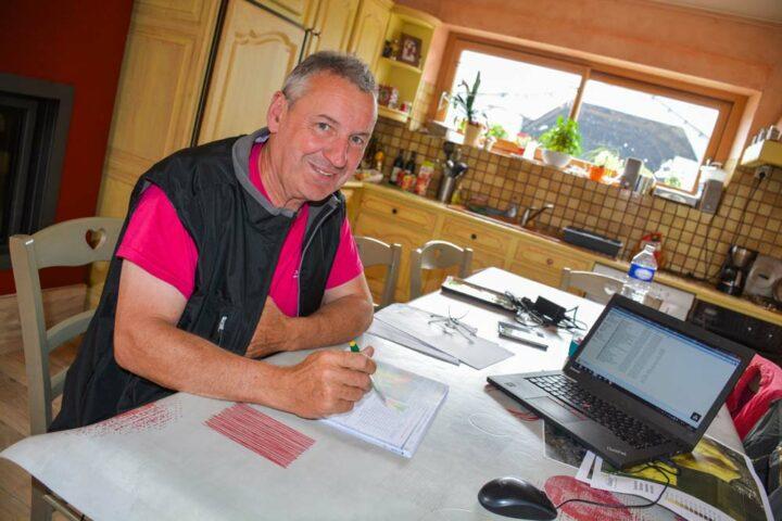 Jean-Michel Labbé, Agriculteur et technicien