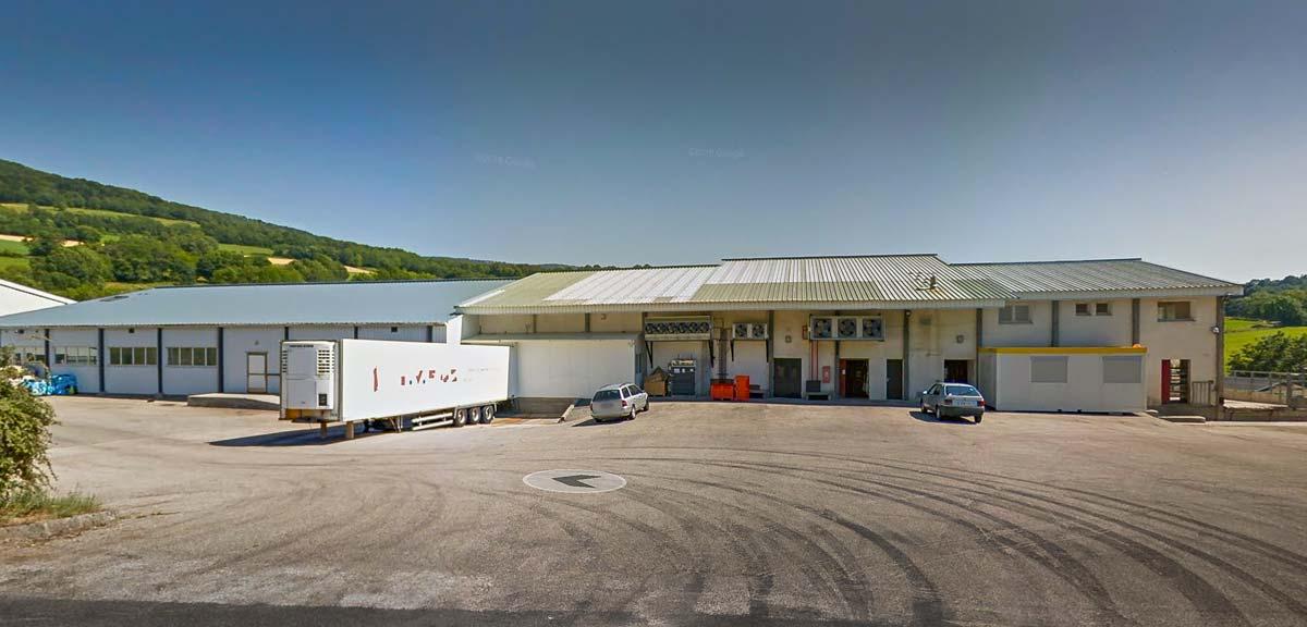 Abattoir de Haut-Valromey (Capture Google Street View)