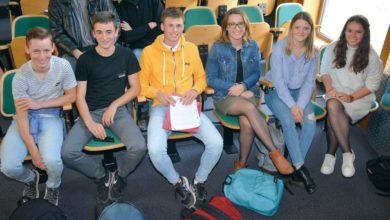 Photo of Des lycéens du Gros Chêne en stage en Autriche