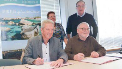 Photo of Des partenariats avec les EPCI officialisés