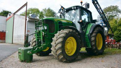 Photo of Un tracteur polyvalent et dédié à la pulvérisation