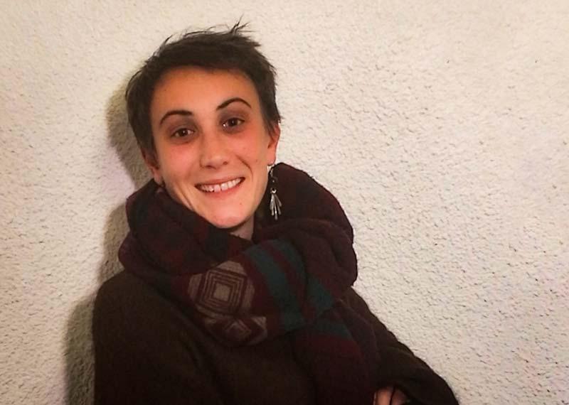 Clémentine Comer présentera ses travaux avant d'échanger avec la salle, lors d'une conférence à Douarnenez.