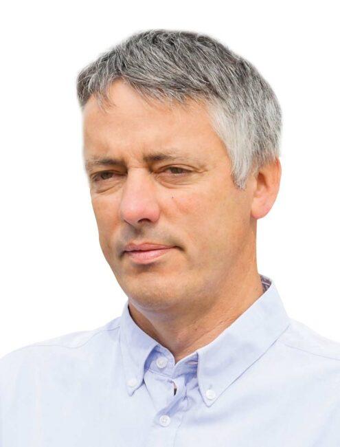 Yves-Marie Beaudet, président de la section aviculture ponte de Triskalia.