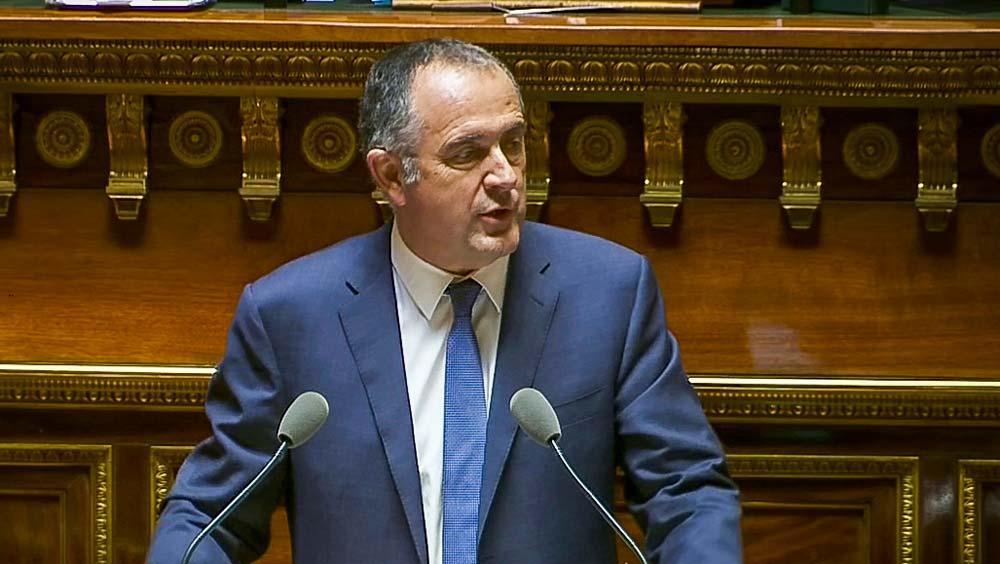Didier Guillaume - ©Public Sénat