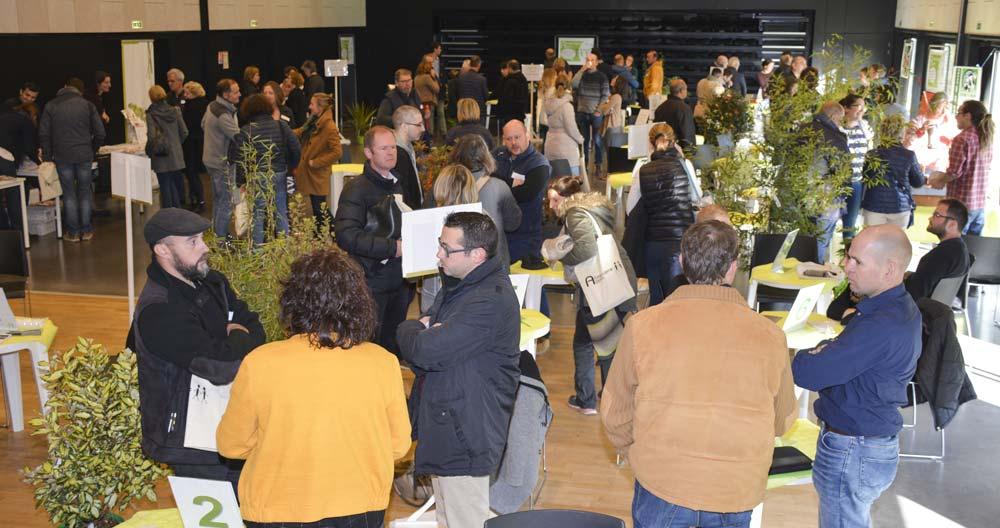 Le forum Appro Alimen'Terre dédié aux professionnels de l'alimentation, co-organisé par la Chambre des Métiers et de l'artisanat, la Chambre d'Agriculture et la Chambre de Commerce et d'Industrie du Morbihan s'est tenu à Lauzach, fin novembre .