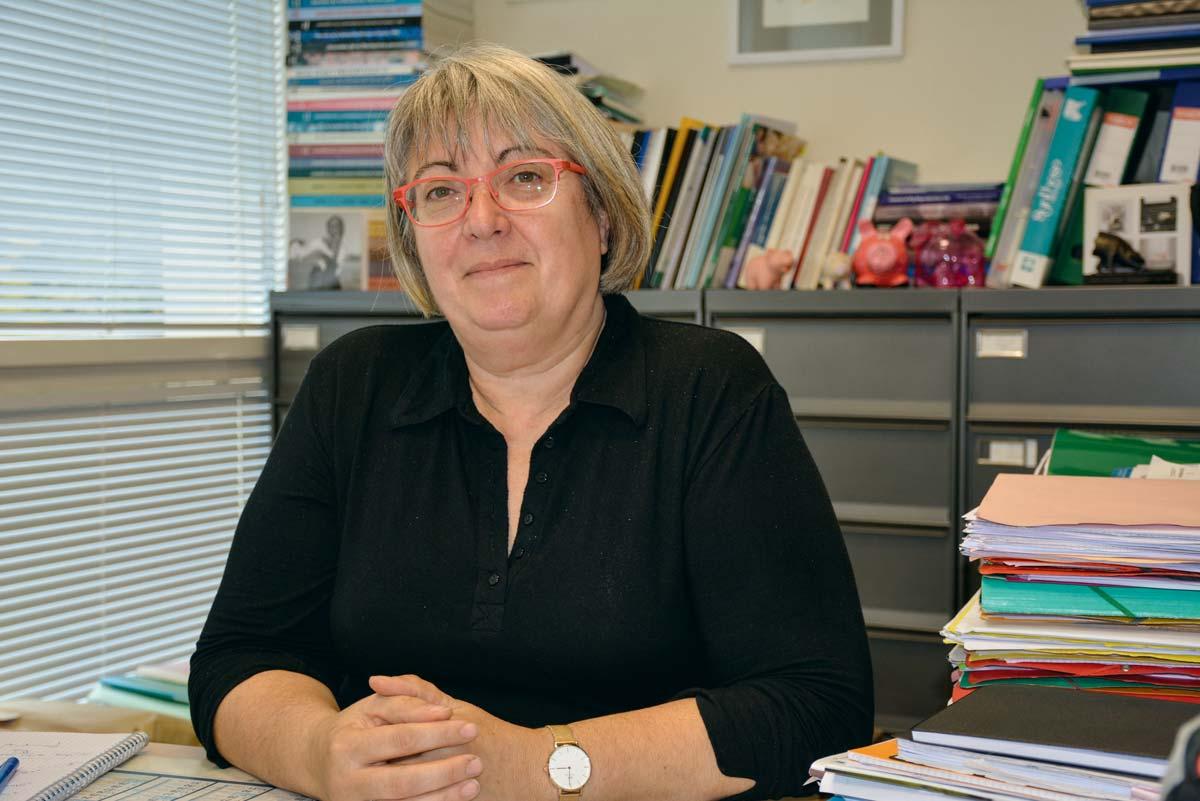 Sylviane Boulot, Ifip