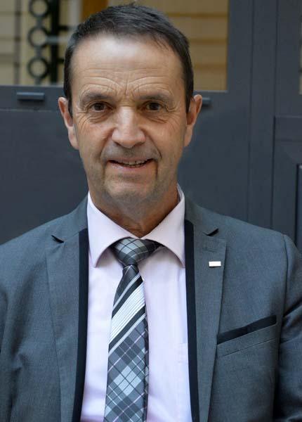 Claude Cochonneau, Président APCA