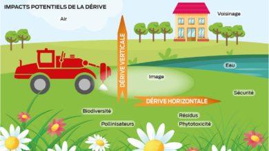 Photo of Pulvérisation : La maîtrise de la dérive en 3 points