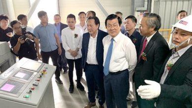 Photo of Une usine d'alimentation animale entièrement automatique au Vietnam